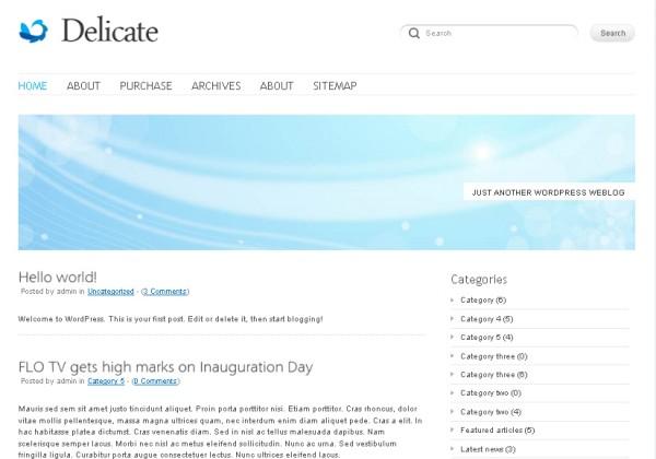 13 Temas Lindos E Gratuitos Para WordPress